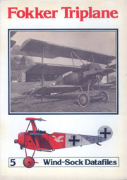 Fokker Triplain (Windsock Datafile 005)
